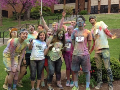 SVSLI Handley Colors Run 2015